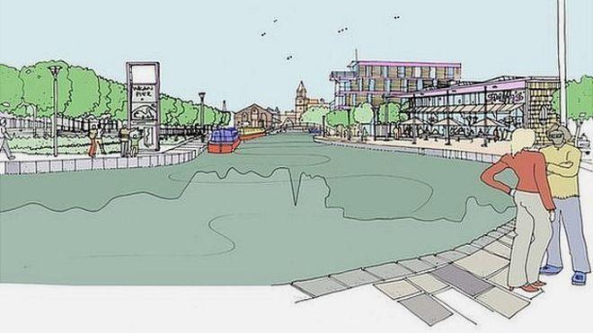 Wigan Pier Quarter