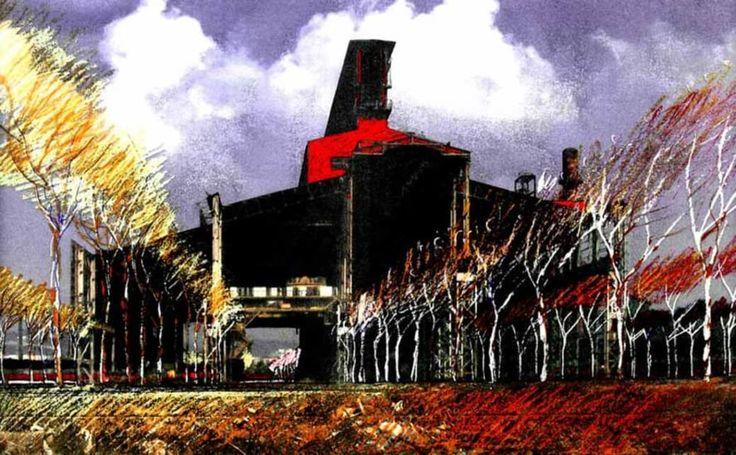 Francesco Cellini, 3TI Progetti Italia Ingegneria Integrata SPA, Francesco Riccardo Ghio, Turner & Townsend Group Ltd, Insula Architettura e Ingegneria · Parco Urbano di Bagnoli · Divisare