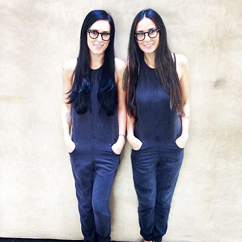 """11 Celebrity Mother-Daughter Look-Alikes 