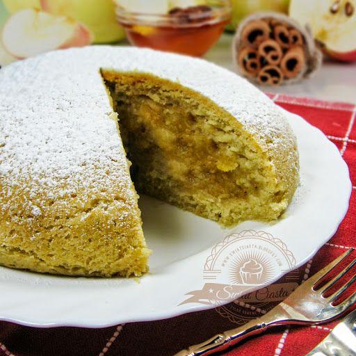Szarlotka gotowana | Świat Ciasta