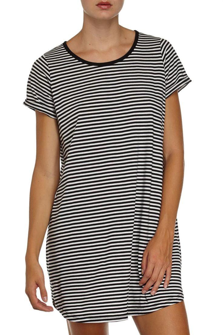 tina tshirt dress