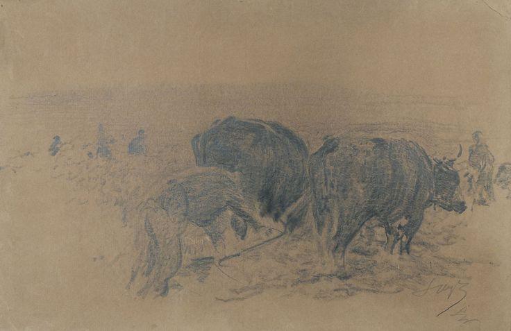 """""""Orka"""", ok. 1903 Leon WYCZÓŁKOWSKI"""