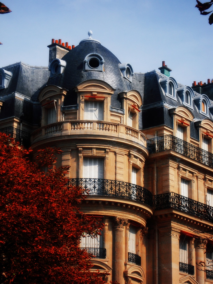 2011_Parigi (#paris #architecture #Haussmann)