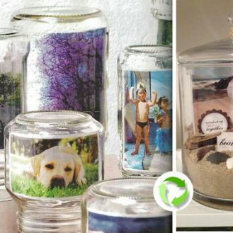 RICICLO CREATIVO VETRO! ECCO 20 IDEE A CUI ISPIRARSI... Riciclo creativo vetro. Oggi delle belle idee di riciclo creativo con i contenitori di vetro. Bottiglie di vino, barattoli ecc... diventeranno bellissimi oggetti di decorazione a casa vostra!...