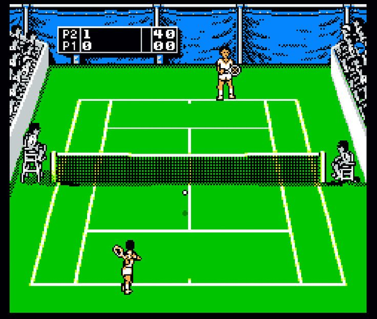 Jimmy Connors Tennis (1993)