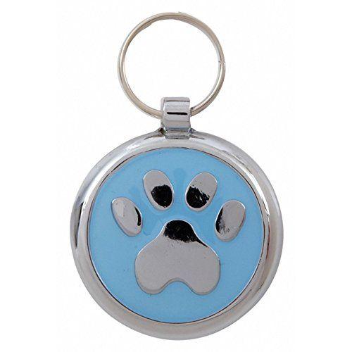 Aus der Kategorie Hundemarken  gibt es, zum Preis von   Diese wunderschönen Tiermarken aus einer robusten und  <b>rostfreien Metall-Legierung</b> sowie mit  <b>hochwertigem Emaille</b> werden für Sie  <b>individuell gefertigt</b> und  <b>nach ihrem persönlichen Wunsch graviert</b>.  <br>  <br>  <b>Material:</b> Als Material kommt ausschließlich solides und  <b>hochwertiges Emaille</b> zum Einsatz.  <br>  <br>  <b>Marke (Größe):</b> Diese Tiermarke ist besonders für  <b>sehr große Hunde</b…
