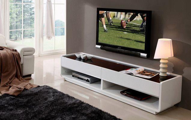 Good wall mounted TV set up