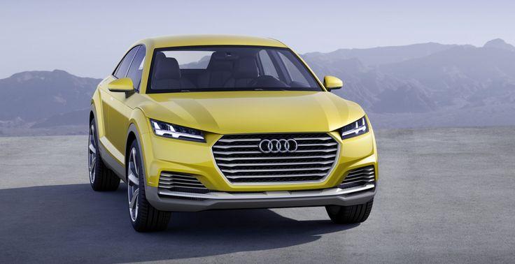 Хотя компания Audi еще не представила официально новый Q4, иностранные СМИ успели узнать подробности о «горячей» версии Q4 RS. В частности, известно, что «заряженная» новинка дебютирует в 2019 г. и получит установку минимальной отдачей в 400 л.с. #audi - #q4 - #rs - #rs2019 - #кроссоверы - #внедорожники - #тестдрайвы - #pretty