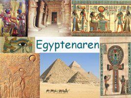 Leuke en informatieve powerpoint over Egyptenaren voor 5, deze en nog vele andere kun je downloaden op de website van Juf Milou.