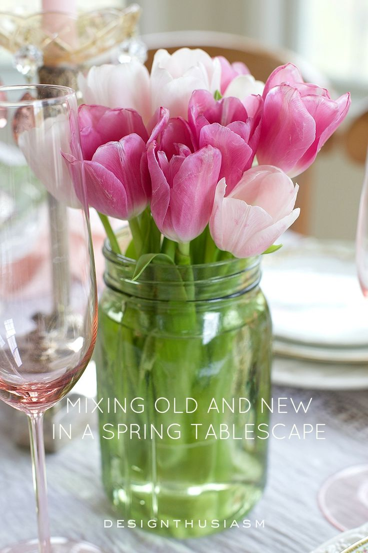 998 best floral arrangements images on pinterest floral mixing old and new in a seasonal tablescape reviewsmspy