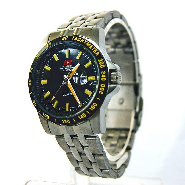 Swiss Army Ladies Sport SA HCC 1188L SS YELLOW |  #jam tangan #toko belanja online fashion #toko online jam tangan #jam tangan swiss army #fastworld