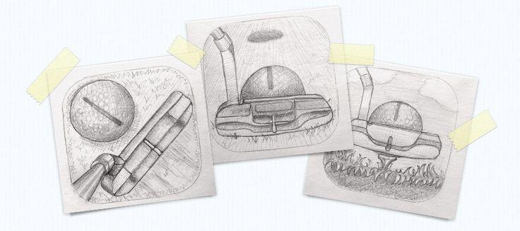 Icon Design - GreenAlan