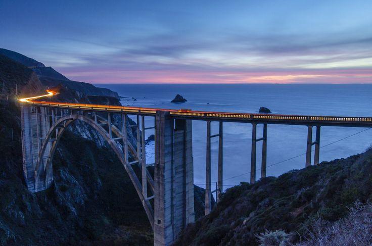 Bixby Creek Bridge | Bixby Creek Bridge in California, USA wallpaper by chococruise ...