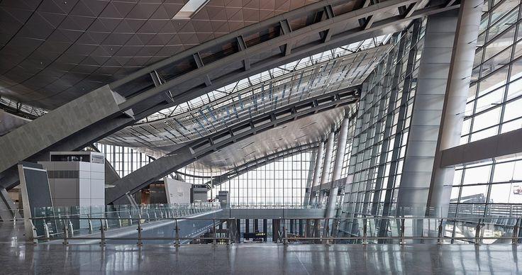 Aéroport Doha-Hamad International (Qatar)