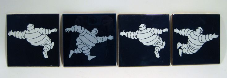 Michelin Garage Ceramic Tiles