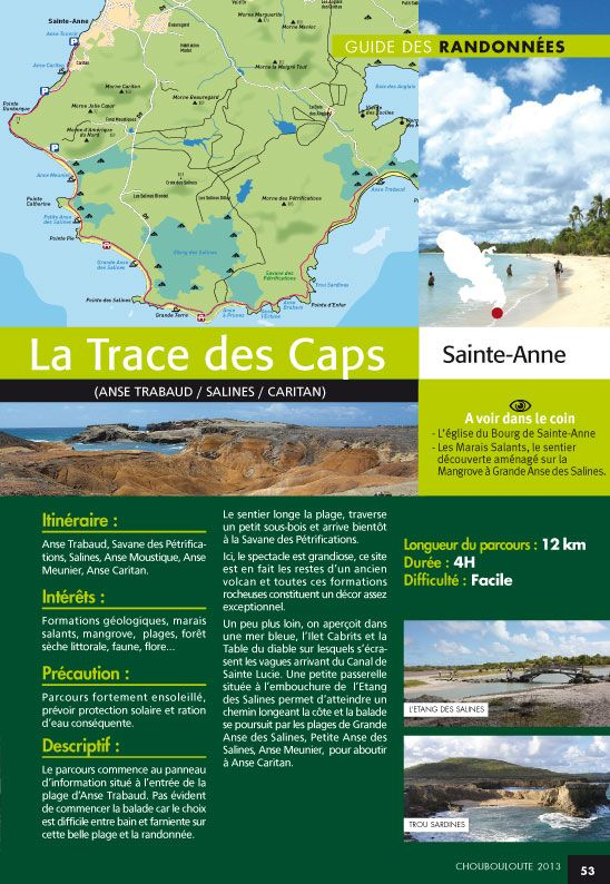 #Martinique #Randonnees Trace des Caps   RePinned by : www.powercouplelife.com