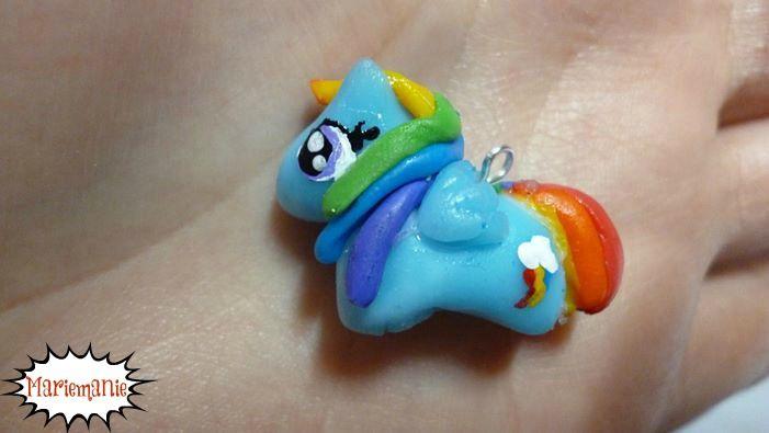 Rainbow Dash de la serie My Little Pony