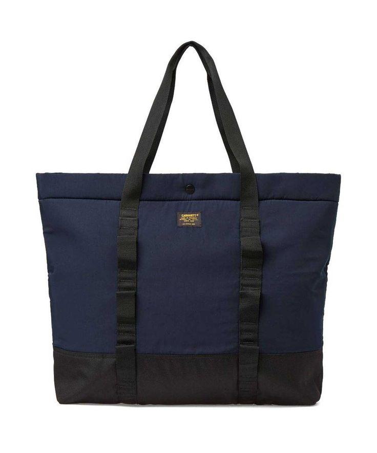 Carhartt at Weavers Door | Carhartt | Bags | Military Shoppr Bag | Navy | £65.00