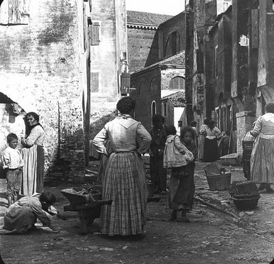 A glance at the poor in Victorian times