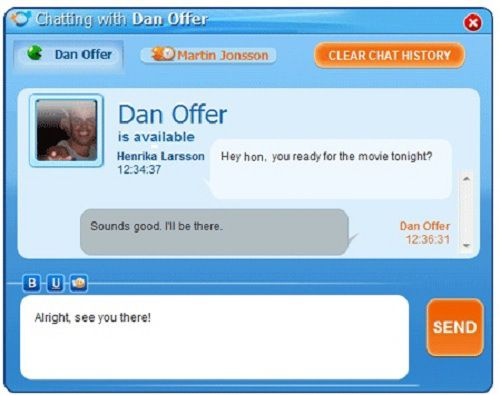 Chit Chat for Facebook Free Download