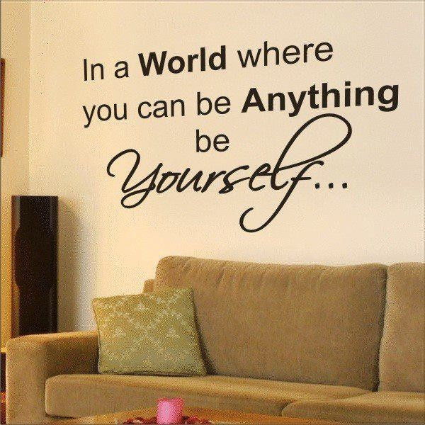 Wall Sayings. Contact Me To Design Your Vision At Www.jeandivasays Or Visit  Me