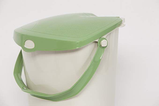 Pleasing Mountable Kitchen Compost Bin By Zero Waste Together 2 Gal Download Free Architecture Designs Parabritishbridgeorg