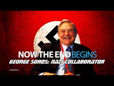 Proof Of George Soros Nazi Past Finally Comes To Light With Discovery Of Forgotten Interview • Now The End Begins
