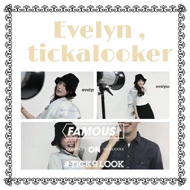 Meet Top Tickalookers - Evelyn Choi https://www.facebook.com/photo.php?v=10151936265460628&set=vb.244013492313997&type=2&theater  @tickalook #tickalook #evelynchoi #蔡穎恩 #fashion #artiste #jamcast #jamcasthk   http://www.facebook.com/evelynchoii