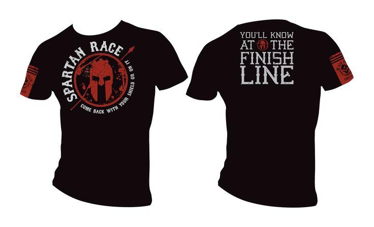 Back Palm X Spartan Race - Men's (Black)