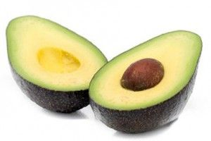 Avocado Fruit helps add moisture and collagen to the skin.