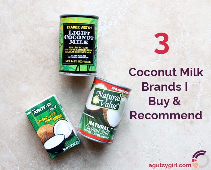 Drinks Using Canned Coconut Milk