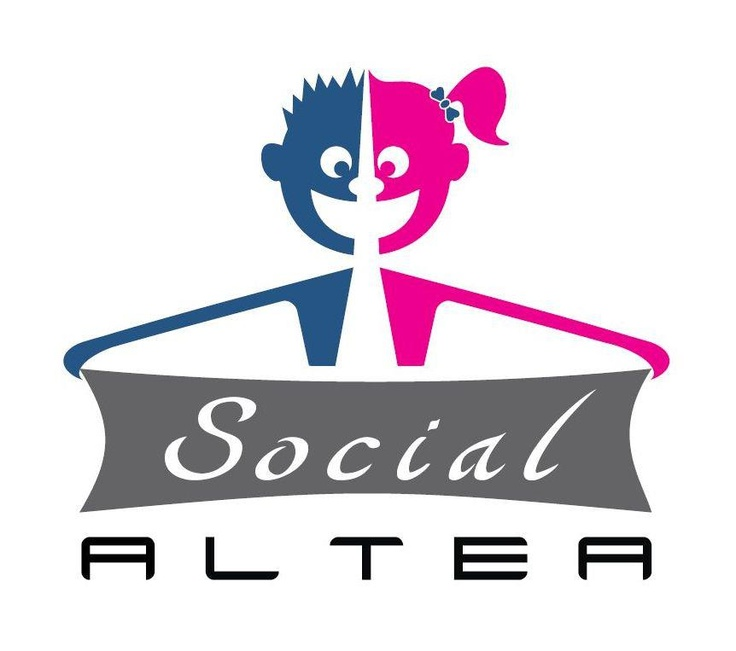 Our Social Logo with AL and TEA