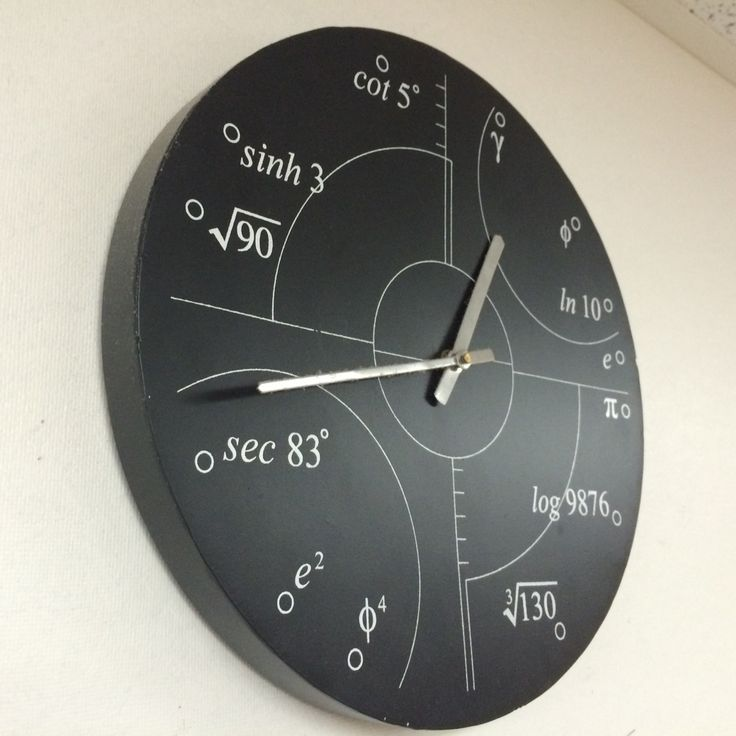 Math clock and other fun classroom routines and items I use in my middle school math classroom!