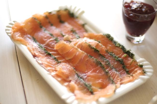 Rezept der Woche: Graved Lachs oder Gravad Lax