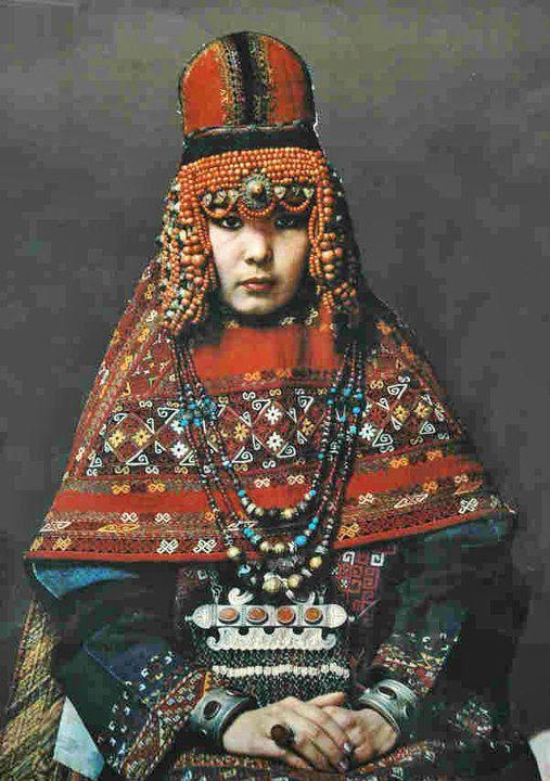 S Uzbekistan Bride 33