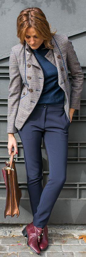 #British #Style by Guiadeestilo