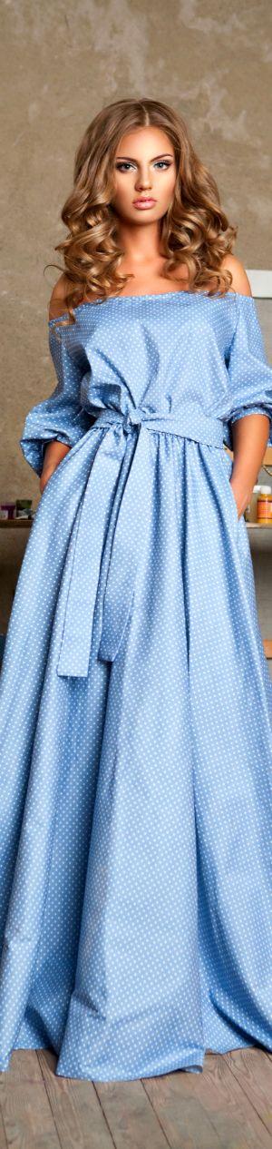 ℳiss Blair Bloomfield is feeling very blue today   Poppy Pea  Yulia Prokhorova