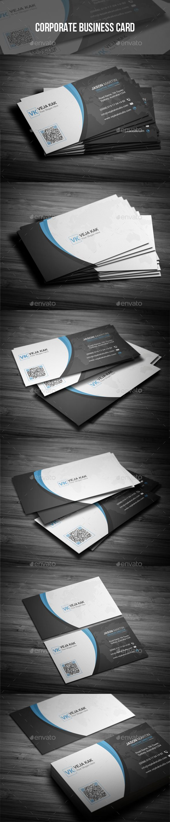 The 29 best Business Card Design Ispiration images on Pinterest ...