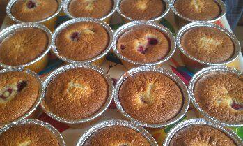 Goda glutenfria muffins som är lätta att göra, receptet kommer från Hemmets veckotidning 28/2013. 10-12 st 300 gram mandelmassa 3 ägg Skal från 1 citron 1/2 dl potatismjöl 2 tsk bakpulver 125 gram …