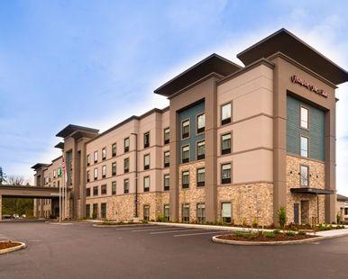 Hampton Inn & Suites Olympia Lacey Hotel, WA - Exterior