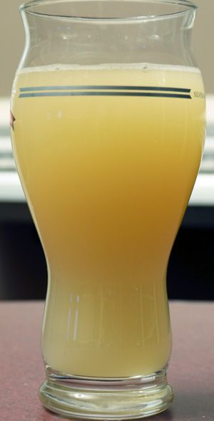 Beer recipe: Rye session ale.
