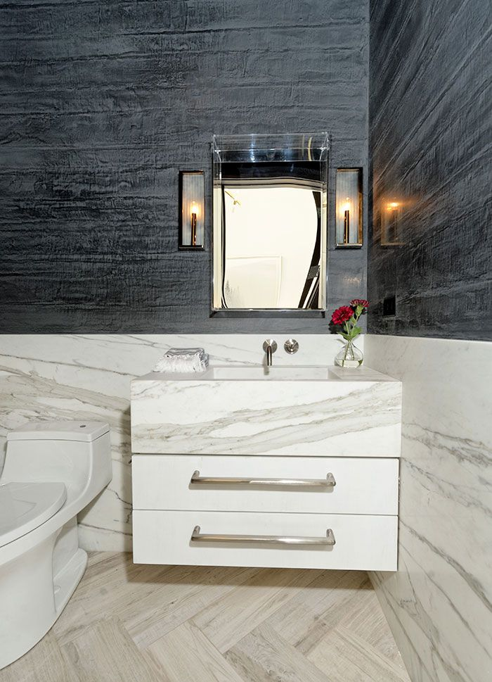 this contemporary aspen home makes a grand statement with oak finishes and cloud like interiors white interior designcolorado - Colorado Home Design