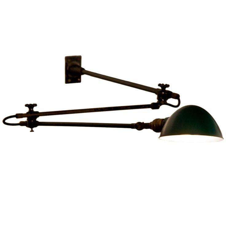 OC White Wall Mounted Lamp - studio