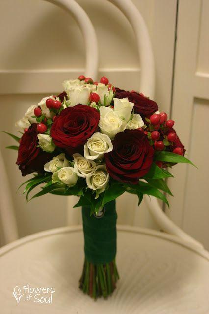 Flowers of Soul: Buchete de mireasa, nasa si cununie civila