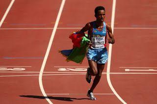 Blog Esportivo do Suíço: Jovem da Eritreia surpreende favoritos e leva o título da maratona no Mundial