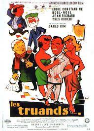 Les Truands est un film français réalisé par Carlo Rim en 1956.  Amédée Benoit a 103 ans. Du Second Empire à 1956, l'homme était un truand, débutant comme simple pickpocket. Mais depuis qu'il se fait vieux, sa famille n'attend qu'une chose : son décès, afin d'hériter. La visite de son petit-fils Alexandre, et celle des délégués provinciaux des truands de Marseille et de Bordeaux, loin de le fatiguer, le ressuscite ! Chacun raconte ses exploits et se souvient du bon vieux temps.