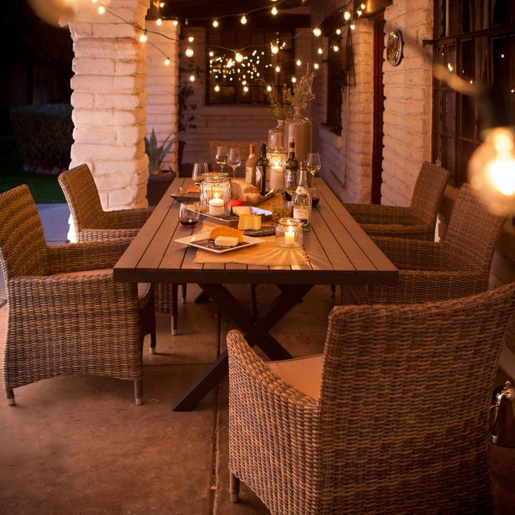 HD wallpapers bella 7 piece outdoor dining setting