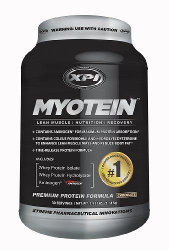 Myotein (Chocolate) – Best Whey Protein Powder – Best Tasting Protein Powder for Weight Loss and Muscle Growth – Best Protein Shake That's Offered