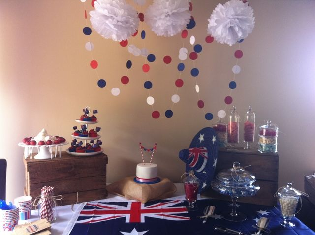 Australia Day Party #australiaday #party
