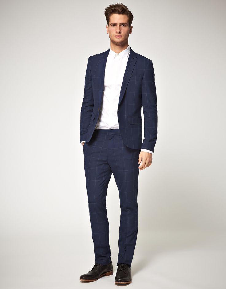 Пиджак с джинсами - новая классика